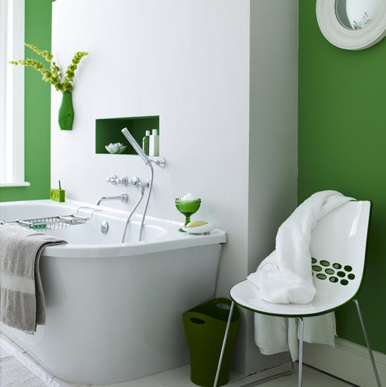 bathroom paint colours