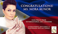 GUSI PEACE PRIZE INTERNATIONAL AWARDEE