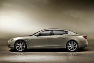 Maserati Quattroporte, une nouvelle diva à turbo