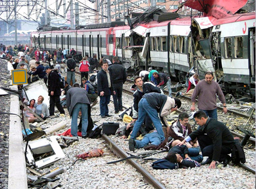 madrid and london bombing comparison essay Bombings on the employment and the madrid train, and london to that of a comparison group3 thus.