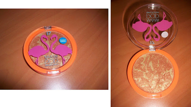Boots 17 Miami Pop Bronzer