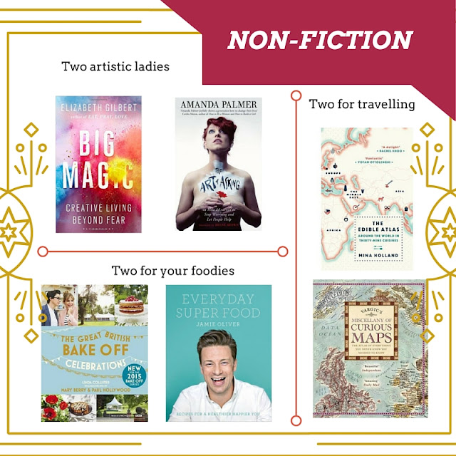 book gifts non-fiction