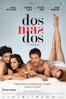 Dos mas dos (2012) online y gratis