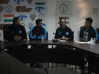 Minerva Academy FC host Kenkre FC