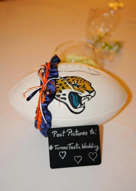 Auburn Tigers Toss Wedding Garter by Sugarplum Garters