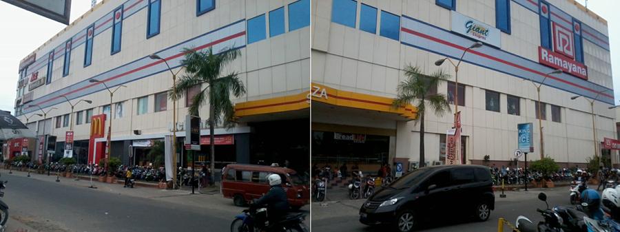 Samarinda Central Plaza (SCP)