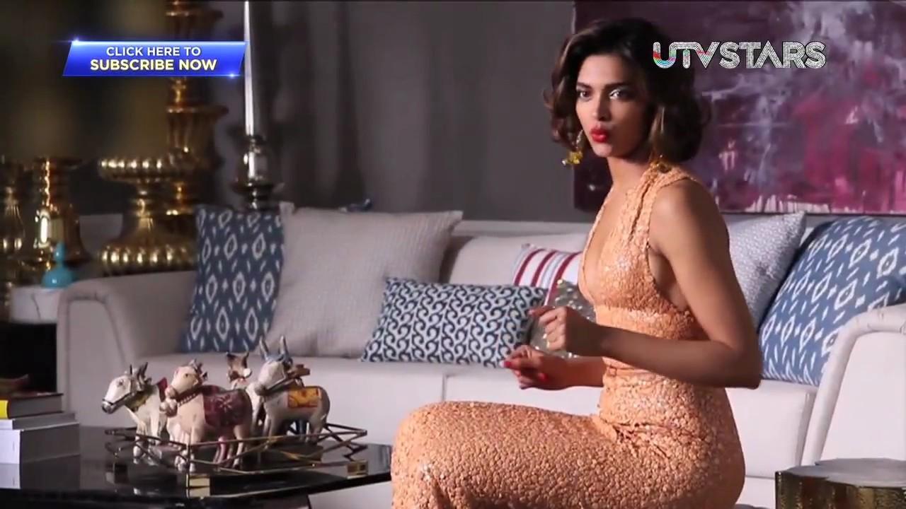 Deepika Padukone Hot Shoot From The Set Stills