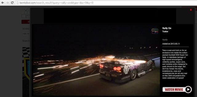 Gumball 3000 Super Rally - Rally On reality TV series on Bento Live Malaysia