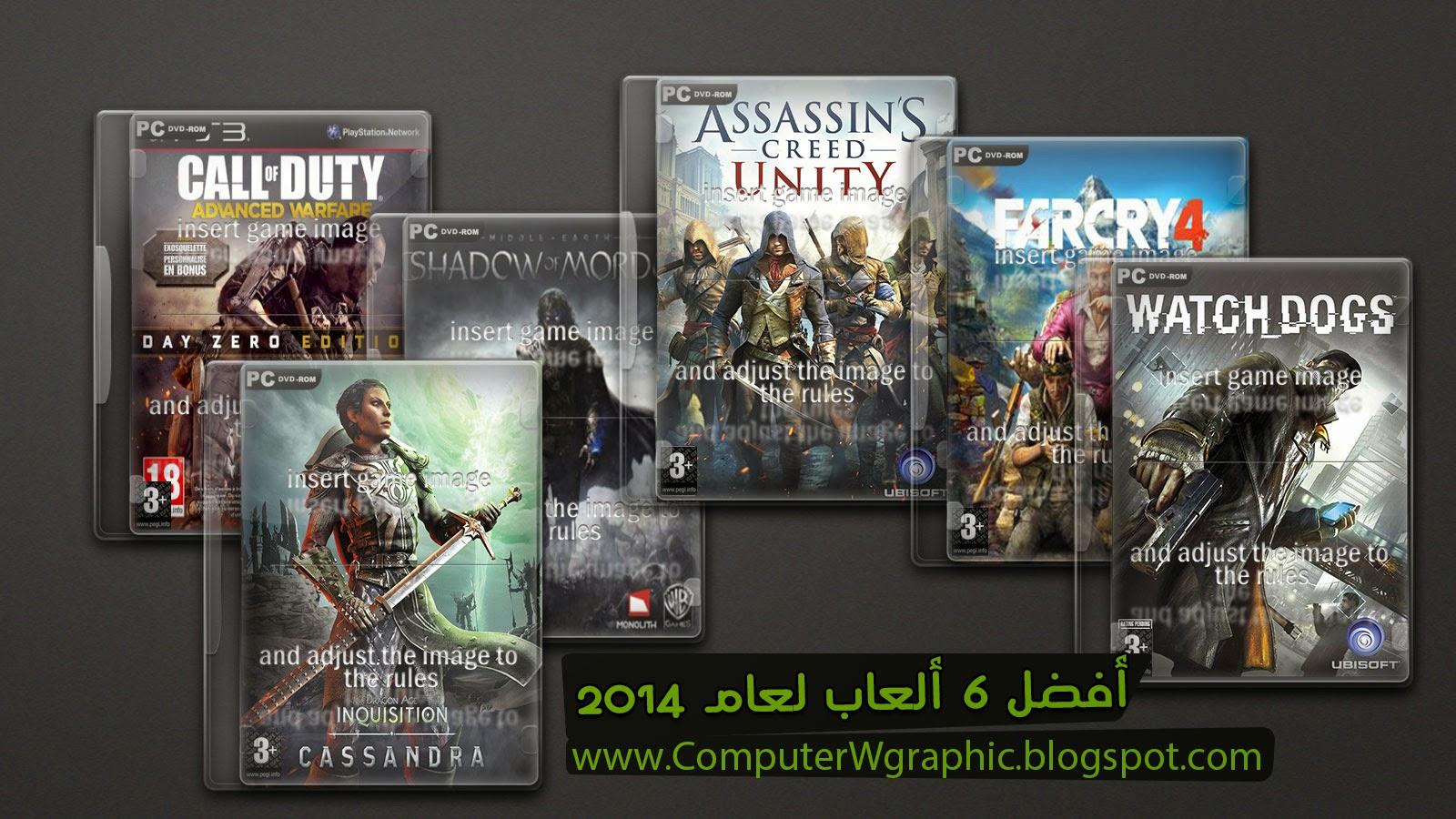 Top Games 2014