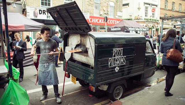 Roma fa schifo una nuova vita per i camion bar - Bar mobile usato ...
