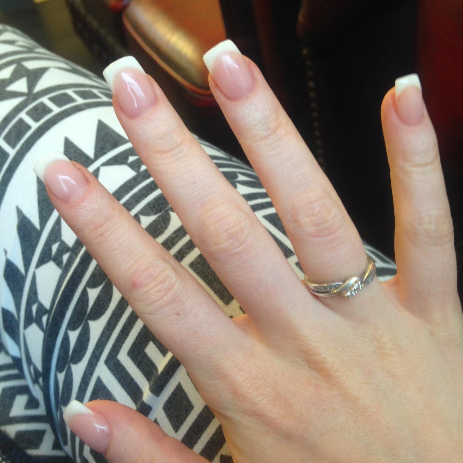 Gel Nails Aberdeen