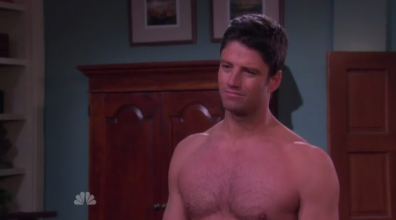 James Scott Shirtless on Days Of Our Lives 20110512