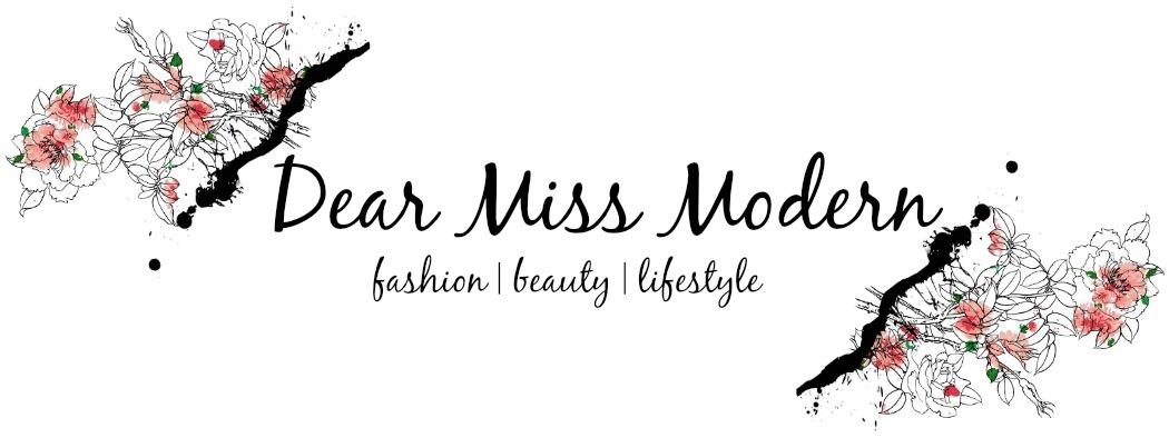 Dear Miss Modern