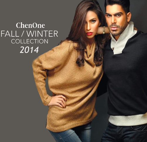 ChenOne Winter Collection 2014-15 for Men & Women