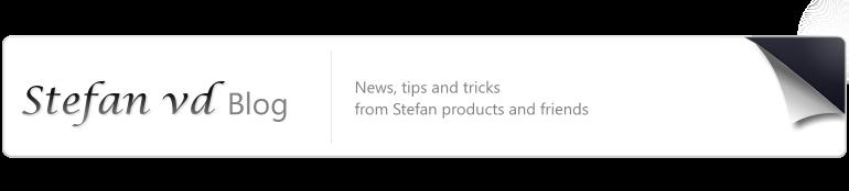 Stefan vd Blog