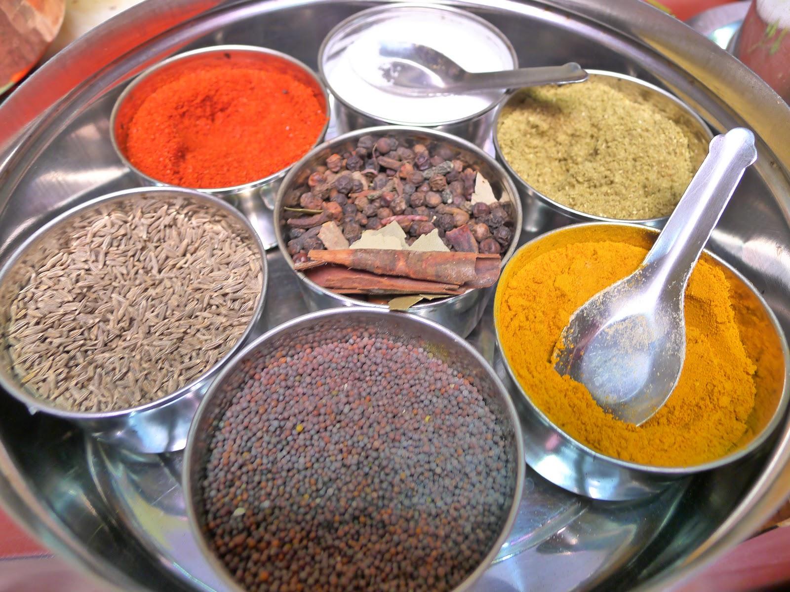 Trip 3 autour du globe the blog on apprend la - Cuisine indienne biryani ...