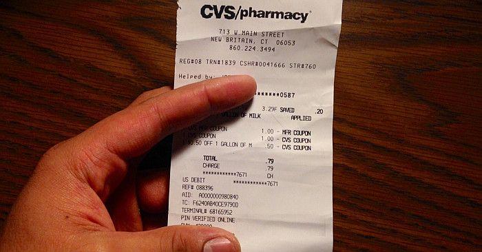 CVS Discount Coupons - Gallon of Milk