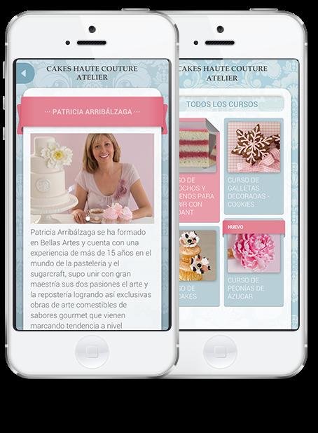 Curso online de cupcakes gourmet de Patricia Arribálzaga