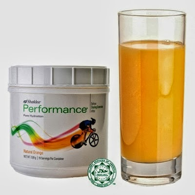 performance drink shaklee, performance drink, minuman tenaga, minumam elektrolit, minuman isotonik