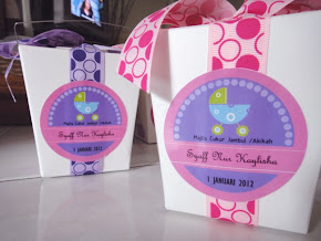 Marhaban Gift Set
