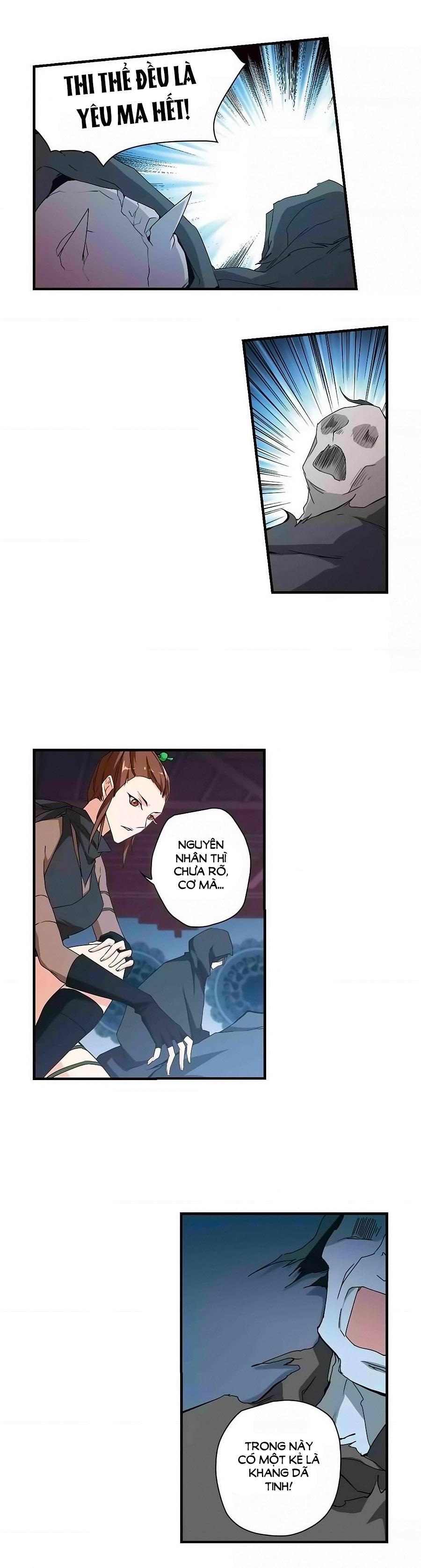 Hoa Thiên Cốt chap 155 - Trang 6