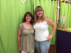 Mrs. Parnell & Mrs. Kearney