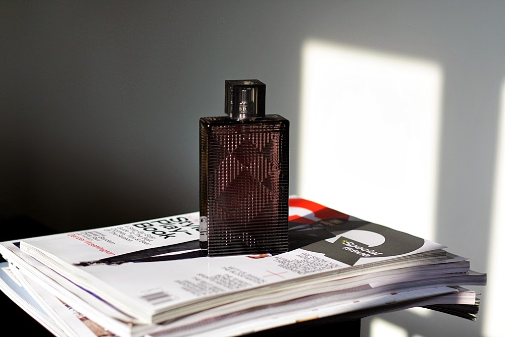 BURBERRY RHYTHM FOR MEN FRAGRANCE REVIEW