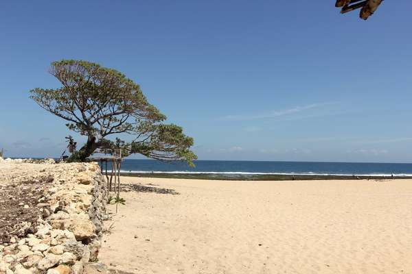 Wisata Pantai di Jogja Yogyakarta - Pantai Pok Tunggal Gunung Kidul