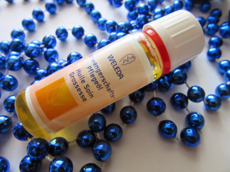 Weleda: tehotenský telový olej trošku inak