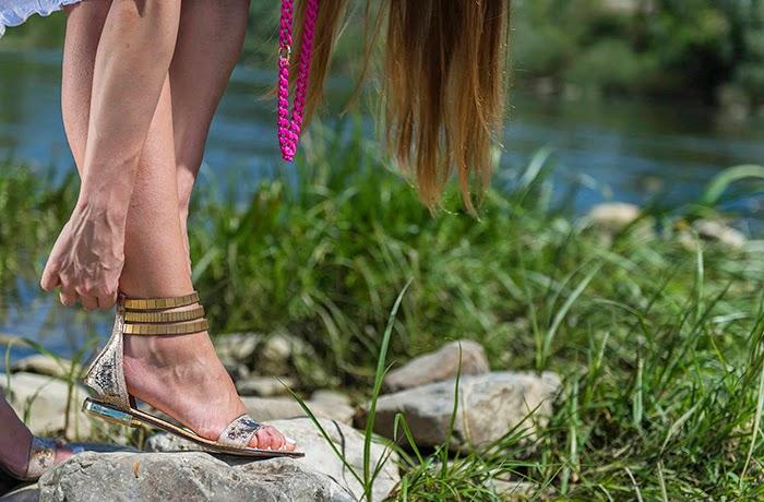 sandali peperosa