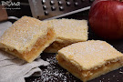 Jablečný koláč na plech