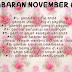 CABARAN NOVEMBER #2 BY KATHY R'BAIN : HARI 1- Gambar Selfie Aku