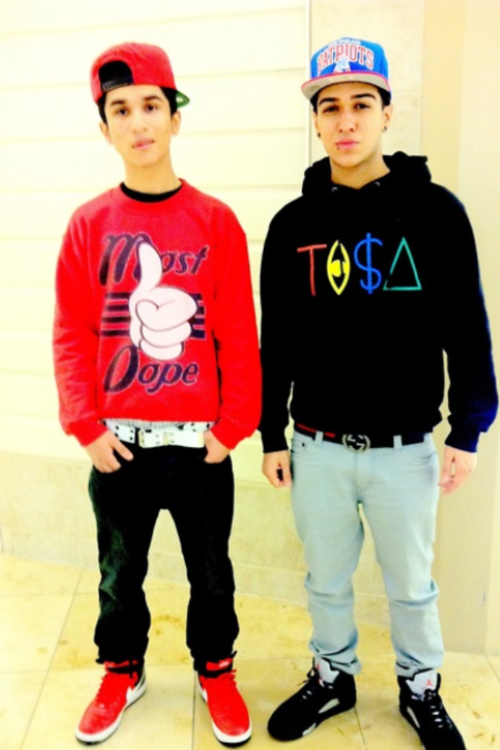 Swag Style Clothing For Boys