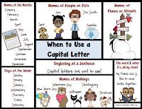 Free Capital Letter Poster