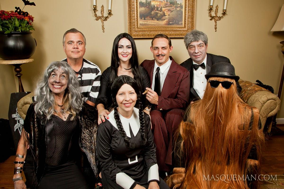 Halloween Character Portraits ~ Masqueman Photography and Design ...