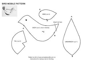 Fabric Bird Sculpture Instructions - Scribd