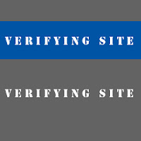 Verifying site in google