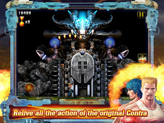 Contra: Evolution v1.1.0 for Android