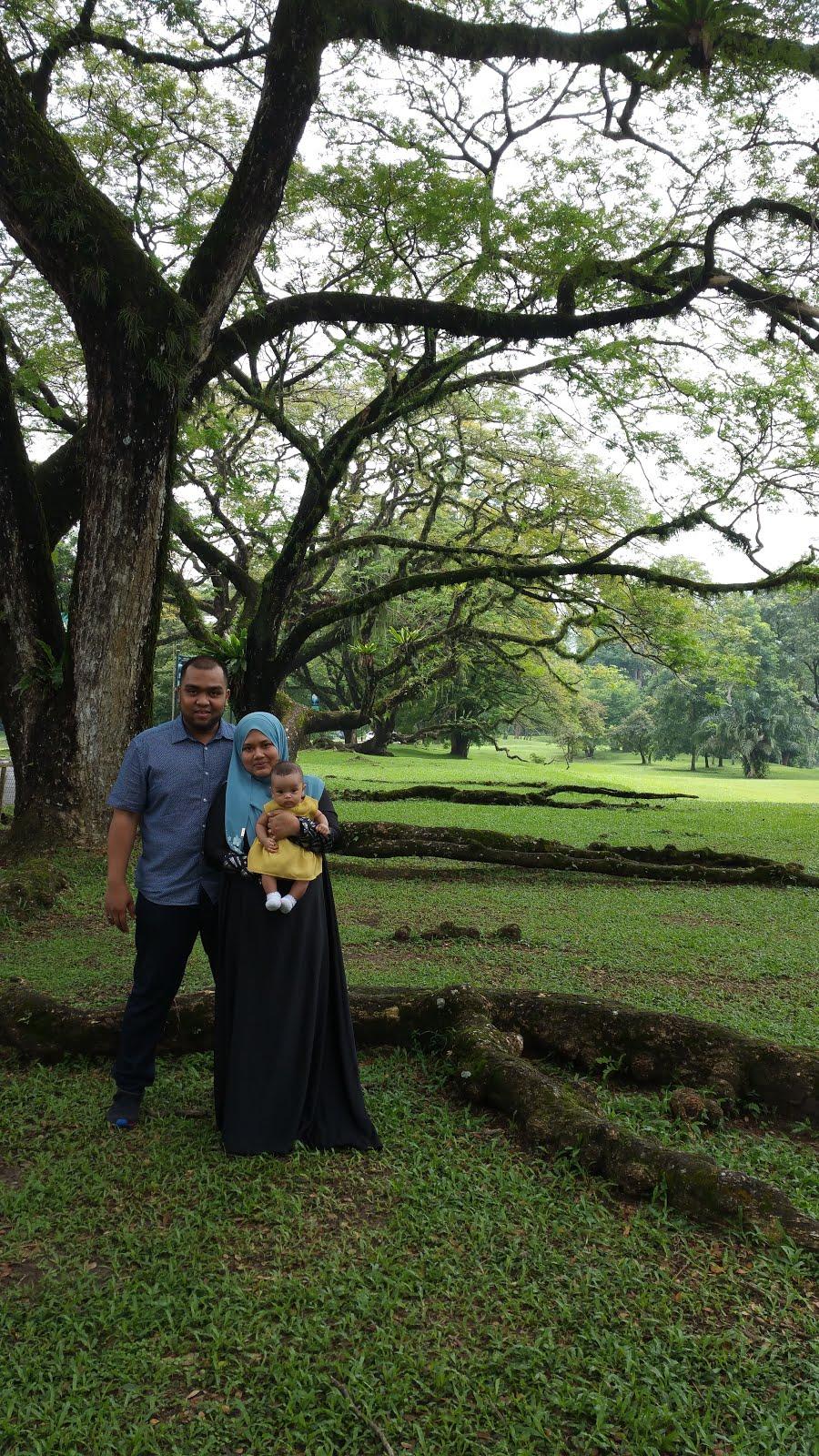 Taman Tasik Taiping, Perak - Julai 2015