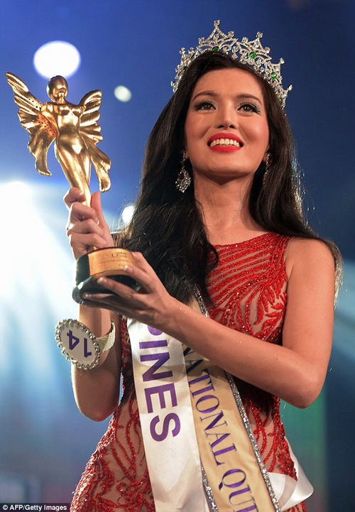 from Benjamin miss gay philippines
