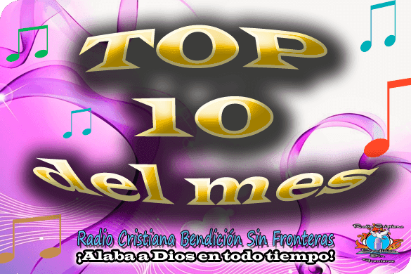 TOP 10 mes de Marzo/2015