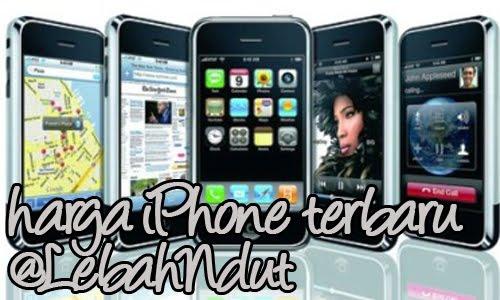 Update Daftar Harga iPhone Baru Bekas Second Terlengkap