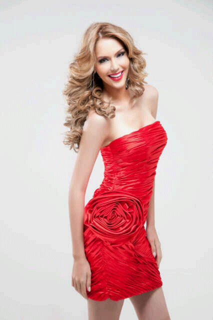 BlancaAljibes,miss venezuela international 2012