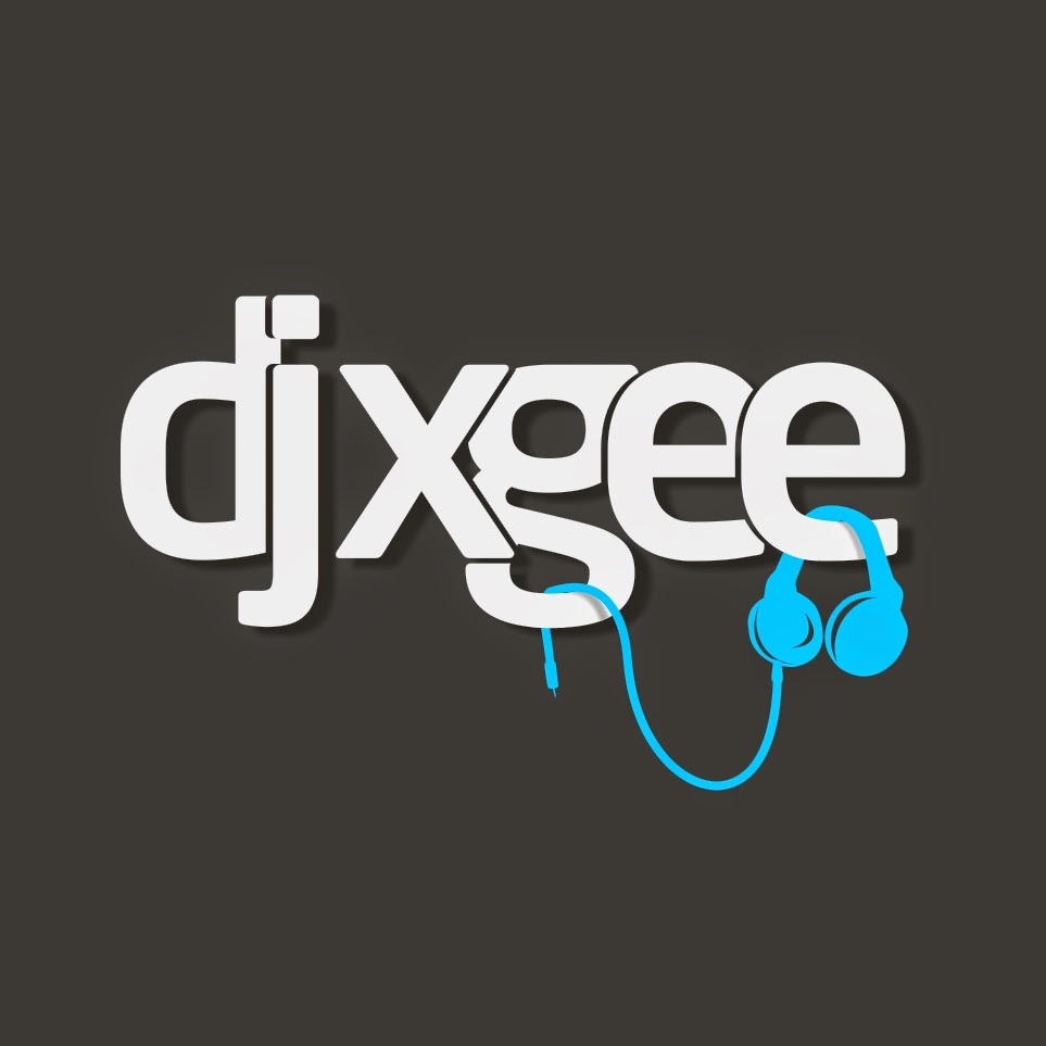 logo design for dj xgee a graphic design blog rh agraphicdesignblog com female dj logo ideas dj logo design ideas