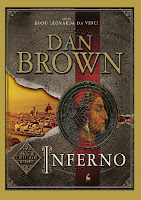 """""""Inferno""""- Dan Brown"""