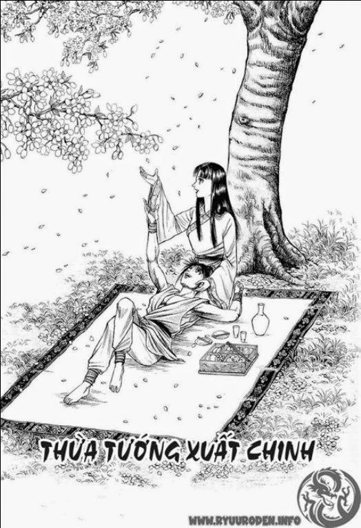 Chú Bé Rồng - Ryuuroden chap 81 - Trang 1