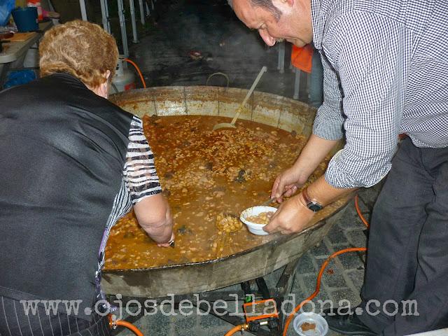 V Feria del Vino y la Castaña de Yunquera. Malcocinao