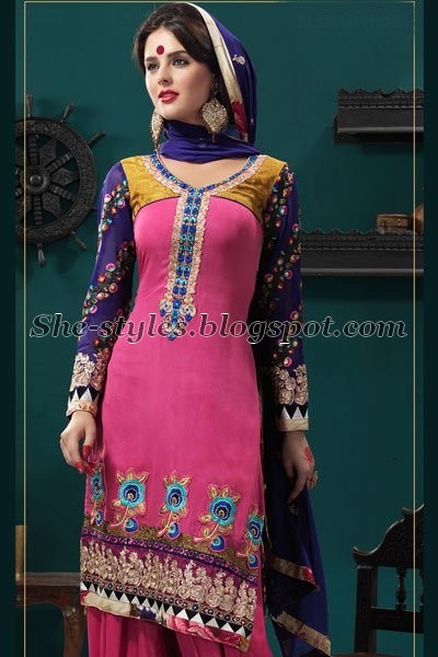 Bridal Fashion Week 2012 on Kameez Designs 2012   Salwar Kameez Fashion Catalogue   Fashion 2012