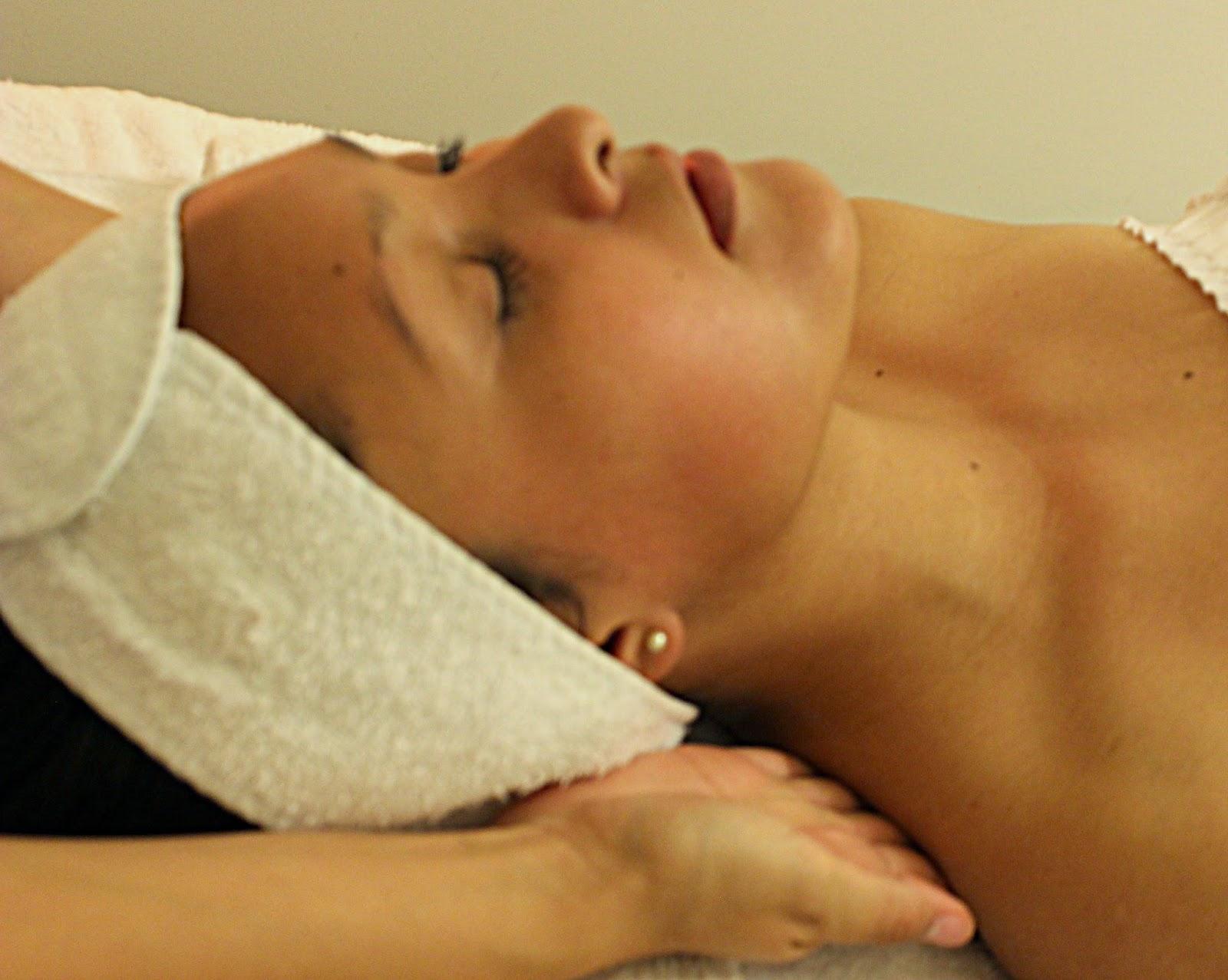 gama alta masaje experiencia de novia
