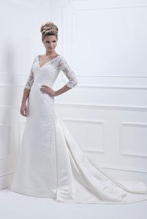 Ellis Bridal Spring 2013 Wedding Dresses
